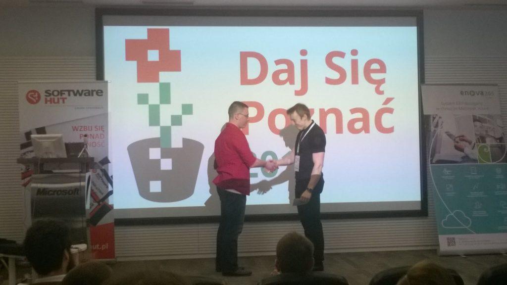 Daj Się Poznać 2016 - winning felt amazing