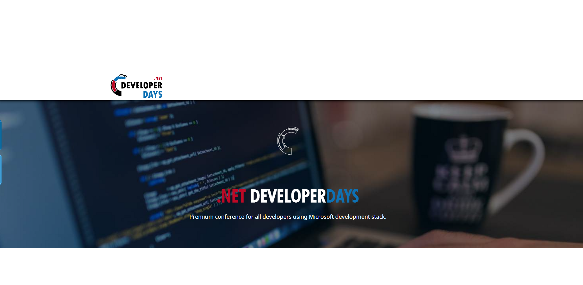 Don't miss the .NET Developer Days
