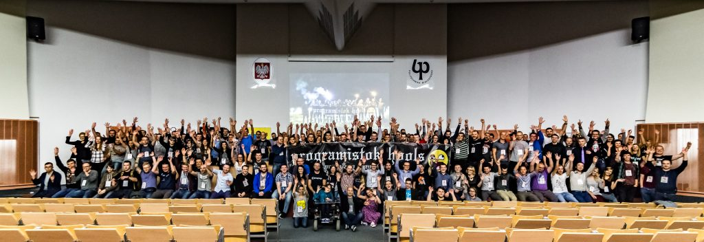 Programistok - one of the best IT conferences I participated this year.