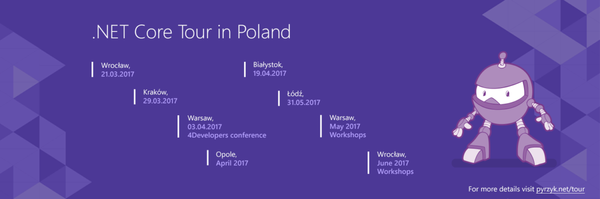 .NET Core Tour