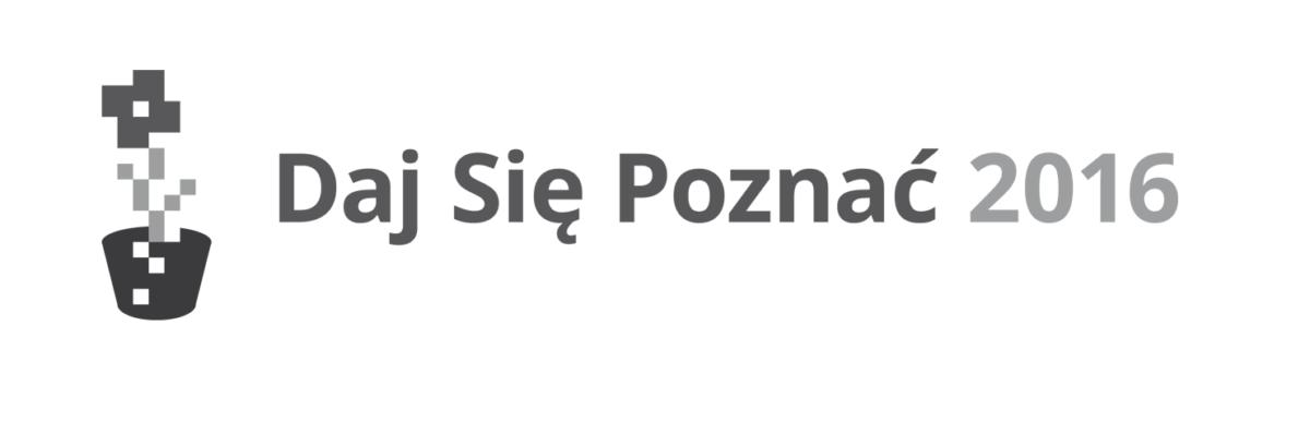 Daj Się Poznać 2016 summary